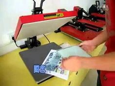 sublimation glass with white coated and printing DIY Pictures for gift - YouTube