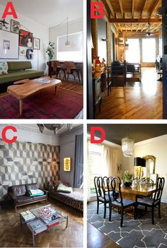 Trust Your Taste: Our Ultimate Find Your Style Quiz | Apartment Therapy,  Flats And Decorating