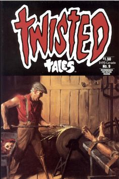 pacific twisted tales comic covers - Yahoo Image Search Results