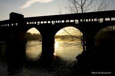 Ponte Coperto sul Ticino - Pavia [Italy]