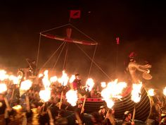 up helly aa - Google Search