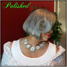 POLISHED :: Hair & Makeup.  BOOK NOW: 404.438.5813.
