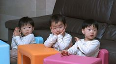 2015: Daehan Minguk Manse SIB Ep.72 Song Il Gook, Superman Kids, Song Daehan, Song Triplets, Little Darlings, Baby Pictures, Photography Poses, Cute Kids, Childhood