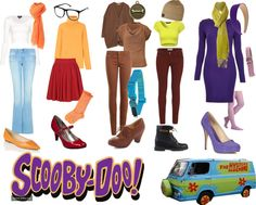 """Scooby Doo! Where Are You??"" by dudethisnameistaken on Polyvore"