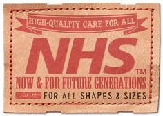 New NHS logo from the Health Service Journal