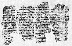 "The Derveni papyrus is an ancient Greek papyrus roll that was found in 1962. It is a philosophical treatise. It is  ""the most important new piece of evidence about Greek philosophy and religion to come to light since the Renaissance."" It dates to around 340 BCE, during the reign of Philip II of Macedon, making it Europe's oldest surviving manuscript. It was finally published in 2006."