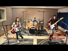 AC/DC – Back In Black Cover — THE WARNING BAND he's girls need to guest star on supernatural!!