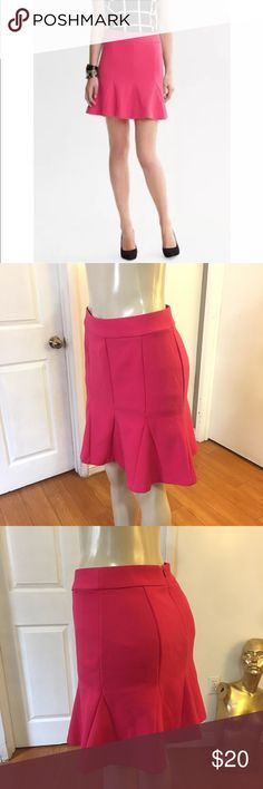 Banana Republic Flared Skirt New with tags  No flaws   Size 4  Length 20 inches  Waist 29.5 inches   Please measure yourself before buying anything from my closet Banana Republic Skirts