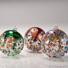 Italian Christmas Decorations   Click to buy Italian Christmas decorations : Murano glass Christmas ...