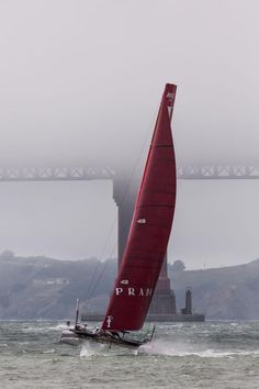 America's Cup, San Francisco, USA
