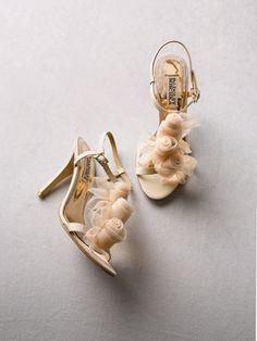 "Badgley Mischka ""Cissy"" sandals"