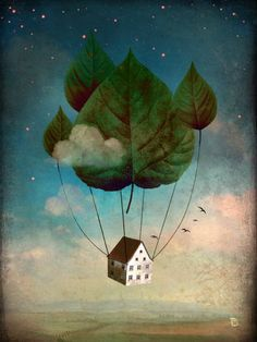 """Leaf it All Behind"" by Christian Schloe"