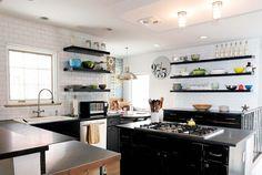 A Dramatic Cuban Tile Kitchen in Colorado — Kitchen Spotlight