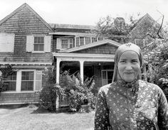 """Edith """"Little Edie"""" Bouvier Beale here in 1979, the year she sold Grey Gardens to Ben Bradlee and Sally Quinn for $220,000."""