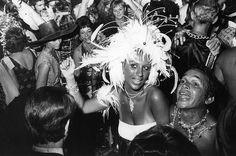 Baile de carnaval do Hotel Copacabana Palace. Rio de Janeiro, 21 de fevereiro de 1971.