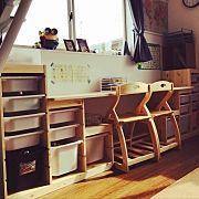 My Shelf,IKEA,和室,おもちゃ収納,キッズスペース,ブルーに関連する他の写真