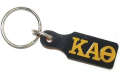 Kappa Alpha Theta Sorority Paddle Keychain
