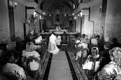 Rito matrimoniale religioso in chiesa a Milano