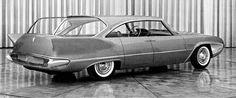 1958 Plymouth Cabana station wagon concept car