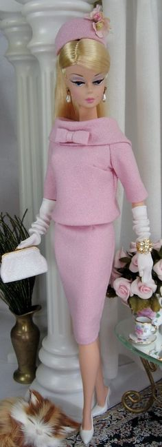 Going Away for Silkstone Barbie/Fashion Royalty and similar size dolls on Etsy