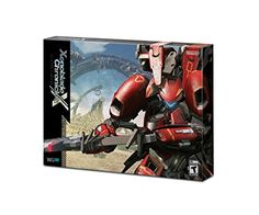 Xenoblade Chronicles X Special Edition - Wii U (Nintendo) >> Special Edition includes Xenoblade chronicles X game, Art book, One art card of characters & Soundtrack with 10 songs on USB
