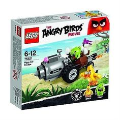 Lego #75821 angry #birds piggy car escape #building set,  View more on the LINK: http://www.zeppy.io/product/gb/2/182169519838/