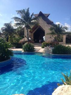 Grand Bahia Principe Tulum, Akumal, Coba - LOVED THIS PLACE! Best all inclusive resort I've stayed at so far.