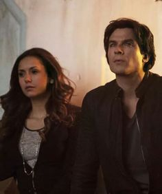 """Damon & Elena in #TVD, #6X20, """"I'd Leave My Happy Home For You."""""""