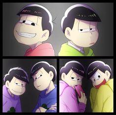 埋め込み画像 Me Me Me Anime, Anime Guys, Onii San, Osomatsu San Doujinshi, Ichimatsu, Pin Art, Sasunaru, Light Novel, Haikyuu Anime