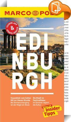 """MARCO POLO Reiseführer Edinburgh :: Kompakte Informationen, Insider-Tipps, Erlebnistouren und digitale Extras: Erleben Sie mit MARCO POLO die schottische Hauptstadt intensiv vom Frühstück bis zum Nightcap. Mit dem MARCO POLO Reiseführer kommen Sie sofort in Edinburgh an und wissen garantiert, """"wohin zuerst"""". Erfahren Sie, welche Highlights Sie neben der Royal Mile und dem Edinburgh Castle nicht verpassen dürfen, warum die Turmuhr am Waverley-Bahnhof ganz offiziell zwei Minuten vor..."""