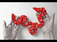 An Origami Snake to Celebrate the Chinese Year of the Snake   Leyla Torres - Origami Spirit