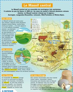 GEO: Le Massif central