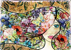 Tutorial Flora's Midsummer Night Dream by Bienve Prieto (Cinderellatmidnight)