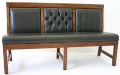 Our Panel Back 3 seater bench is available in a selection of different variations including polished or upholstered with a plain, buttoned or fluted back. Paneling, Seater, Bench Furniture, Traditional Benches, Furniture, Dining Bench, Bench, Traditional Furniture, Home Decor