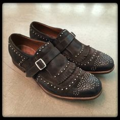 Church's #shoes #Shanghai #stud #SpringSummer #FolliFollie #collection