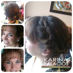 Hair Karina  Makeup Anneliese