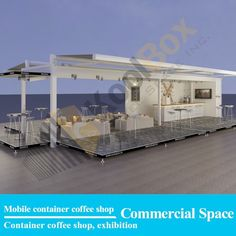 Source 2016 the latest mobile shipping container coffee bar/shop design, shipping container coffee shop for sale on m.alibaba.com