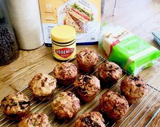 Modelled off our favourite Cheese and Vegemite Scrolls, we whipped up these low carb, high protein versions in the kitchen! Perfect enjoyed warm with butter or a great lunch snack. Vegemite Scrolls, Low Carb Recipes, Bread Recipes, Protein Bread, Lunch Snacks, Bread Rolls, High Protein, Butter, Cheese