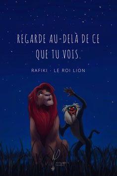 Rafiki The Lion King Look beyond what you see Disney And Dreamworks, Disney Pixar, Walt Disney, Disney Pocahontas, Disney Princess, Burn Out, Le Roi Lion, Strong Words, Disney Lion King