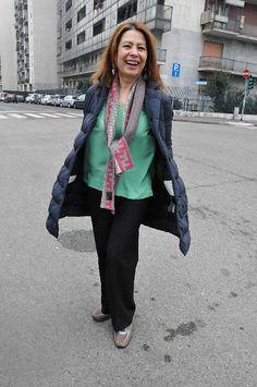 Rosanna Fratello- 60