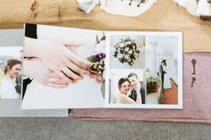 Hochzeitsalbum mit Acryl-Bildfenster - Erinnerungen fürs Herz Digital Foto, Album Cover, Album Design, Polaroid Film, Wedding Photography, Pictures, Photograph Album, Memories, Heart