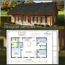 Pole Barn House Plans, Pole Barn Homes, New House Plans, Small House Plans, Retirement House Plans, Barn Home Plans, Modular Home Floor Plans, 3 Bedroom Home Floor Plans, Open Concept House Plans