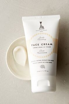 Sophie La Girafe Baby Face Cream White One Size Fragrance #AnthroFave