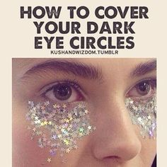 This made me laugh, but I kinda want to do it! I *am* tired all the time, and I love sparkles. #lol #spoonie #tired