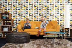 Collectie Prima-Lux en Idee+: speels en kleurrijk interieur in retro stijl