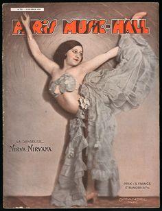 Paris Music Hall #231 - 15 February 1931 by -=- G2 -=-, via Flickr