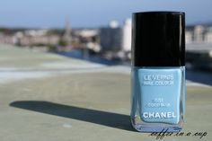 coco blue by chanel