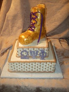 Omega Psi Phi cake
