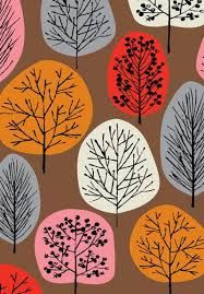 lucienne day leaves - Google Search