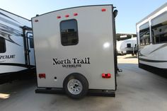 New 2016 Heartland North Trail 21FBS Travel Trailer at ExploreUSA RV Supercenter | San Antonio, TX | #SA1728